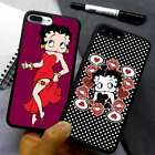 Funny Betty Boop Cartoon Silicone Back Case Cover for iPhoneX Samsung $4.99 USD on eBay