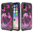 For Apple XR Case Cover | Tempered Glass Screen Protector