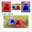 Pet Tent Portable Folding Large Dog House Indoor Outdoor Waterproof