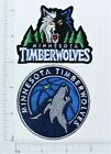 NBA Minnesota Timberwolves Logo embroidered Iron on Patch High Quality Shirt Bag on eBay