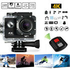 4K 16MP 1080P WIFI Waterproof Sports Action Camera DVR Recorder Camcorder Go Pro
