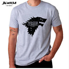 Game Of Thrones Official Mens Stark Winter Is Coming T-Shirt