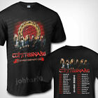 Limited WhiteSnake Flesh and Blood Tour 2019 T SHIRT S-2XL MENS