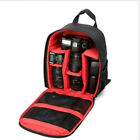 Waterproof Camera Bag SLR DSLR Camera Backpack for Nikon Canon Sony with Tripod