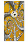 Modern Oversized Designart Time Spiral Antique Style Contemporary Wall Clock