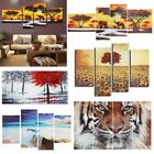 Unframed Modern Abstract Art Canvas Painting Picture Wall Mural Hanging Decor