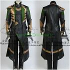 The Avengers Thor Loki Cosplay Costume Adult Party Suits Clothing Theater 2019