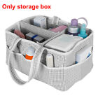 Container Nursery Foldable Diaper For Home Baby Care Tote Travel Storage Box