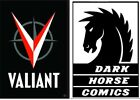 Comic Book Collection Set Lot Buy 2 get 1 FREE!! Valiant & Dark Horse titles image