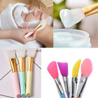 Silicone Face DIY Mask Brush for Facials Hairless Applicator Tools Makup Beauty