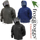 BULL-FROGG TOGGS RAIN GEAR-PS63173 SIGNATURE75 MENS JACKET FISHING HIKING GOLF