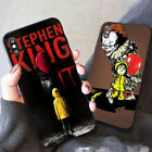 Clown Horror Hard Phone Back Case For iPhone 7 8 Samsung S9 S8 Huawei Mate 20 SW