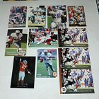 AARON CRAVER Dolphins / Chargers / Broncos 9 Card Assorted Lot $5.5 USD on eBay