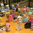 LOL Surprise Doll LiL Sisters 24k Queen SPLASH Queen bee Neon Midnight party toy