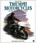 Tales of Triumph Motorcycles & the Meriden Factory by Hughie Hancox Paperback $8.57 USD on eBay