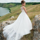 Lace Princess Flower Girl Dresses Ball Gown First Communion weding Dresses