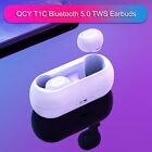 QCY T1C TWS Mini True Bluetooth 5.0 Twins Stereo Earphone Headset Earbuds M5Y1