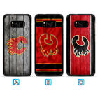 Calgary Flames Cover Case For Samsung Galaxy S10 Lite Plus S10e S9 S8 $4.99 USD on eBay