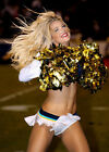 SAN DIEGO CHARGERS Sexy NFL CHEERLEADER ~ 4x6 GLOSSY PHOTO amateur candid #Y545