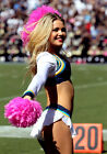 SAN DIEGO CHARGERS Sexy NFL CHEERLEADER ~ 4x6 GLOSSY PHOTO amateur candid #Y549