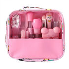 13pcs Baby Kids Health Care Groom Set Brush Nail Hair Thermometer Kit Pink Gift