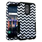 For LG Stylo 3 Hybrid ShockProof Rugged Armor Protective Phone Case Cover
