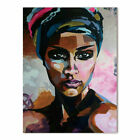 Canvas painting figure Picture wall art Picture portrait home decor Unframed