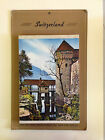 1956 Switzerland Calendar Bally Inc