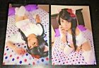 LOT (2) Sexy College Cutie posing ~ 4x6 GLOSSY PHOTO SET ~ amateur candid #R2