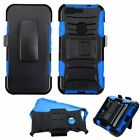 For Google Pixel (5.0 inch 2016) Rugged Belt Clip Holster Stand Phone Case cover