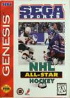 NHL All-Star Hockey '95 Near Mint Genesis (Sega), Video Games
