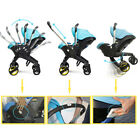4 in 1 Portable Newborn Baby Stroller With Accesories.