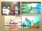 Clone Troopers Boxing exercise Bike Riding Converse fish travel race magnet 457 $11.99 USD on eBay