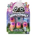 Hatchimals CollEGGtibles 4-Pack + FREESHIP new 4 Hatchimals CollEGGtible Ages...