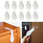 10 Pcs/Lot Plastic Child Lock Children Protection Baby Safety Infant Security