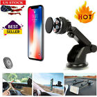 360º Magnetic Mount Holder Car Windshield Dashboard Suction Cup For Cell Phones