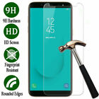 Tempered Glass Screen Protector For Samsung Galaxy J4 J6 J8 A6 A8 Plus 2018 Sh