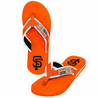 SAN FRANCISCO GIANTS  LOCKER LABEL FLIP FLOPS on Ebay