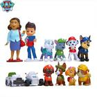 12Pcs Paw Patrol Patrulla Canina Pvc Action Figure 3-10Cm Anime Figure Puppy