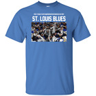 Men St. Louis Blues 2019 Champions First Stanley Cup In Frachise History T-Shirt $19.95 USD on eBay