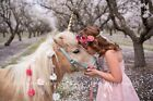 Unicorn Horn For Horses Many Sizes and Colors Pet Accessories Party Photo Shoot
