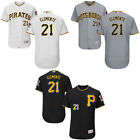 NWT Roberto Clemente #21 Pittsburgh Pirates Flex Base Mens Jersey Home/Away on Ebay