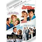 4 Film Favorites: Weddings [The Bachelor, The In-Laws, Monster-in-