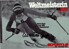 Maria Epple: Ski Alpin Riesenslalom WM 1.1978 GER
