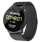 Bluetooth Smart Watch Sleep Monitor Pedometer For Android Phones Man Woman Boys