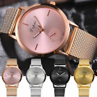 Quartz Wrist Watch Women Ladies Silicone Strap Analog Fashion Casual Watches NEW image