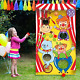 Best Carnival Toss Games with 3 Bean Bag Fun Carnival Game for Kids and Adults photo