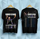 New Ringo Starr And His All Starr Band Tour 2019 with Dates T Shirt S to 5XL