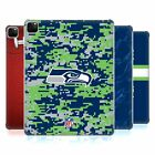 OFFICIAL NFL 2018/19 SEATTLE SEAHAWKS HARD BACK CASE FOR APPLE iPAD $26.95 USD on eBay