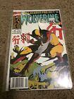 The Lazarus Project Part Two 2 Wolverine (Marvel, #28, 1990) Great Cond